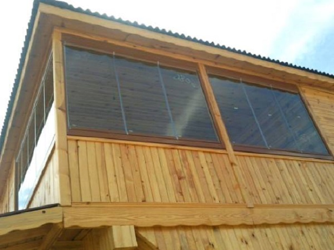 BKS cam balkonlar