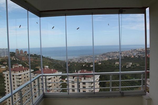 cam balkon uygulaması